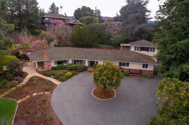 808 Amber Ln, Los Altos, CA 94024 (#ML81738957) :: Strock Real Estate