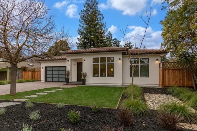 168 Loucks Ave, Los Altos, CA 94022 (#ML81738991) :: The Kulda Real Estate Group