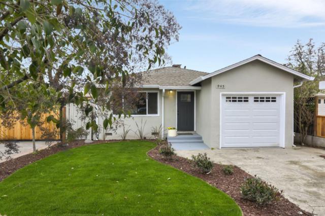 945 Curtner Ave, San Jose, CA 95125 (#ML81739021) :: The Goss Real Estate Group, Keller Williams Bay Area Estates