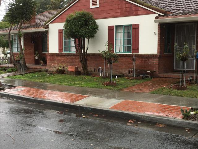 1105 Sherwood Ave, San Jose, CA 95126 (#ML81739058) :: The Goss Real Estate Group, Keller Williams Bay Area Estates