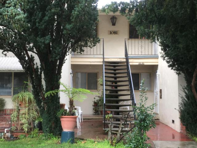 1081 Newhall St, San Jose, CA 95126 (#ML81739060) :: The Goss Real Estate Group, Keller Williams Bay Area Estates