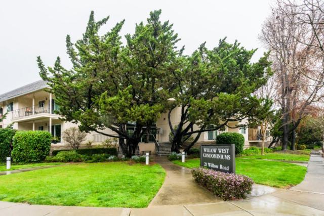 21 Willow Rd 9, Menlo Park, CA 94025 (#ML81739095) :: The Goss Real Estate Group, Keller Williams Bay Area Estates