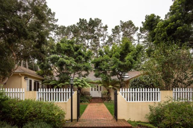 3155 Forest Lake Rd, Pebble Beach, CA 93953 (#ML81739134) :: The Gilmartin Group