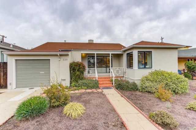 220 Manor Dr, South San Francisco, CA 94080 (#ML81739158) :: Julie Davis Sells Homes