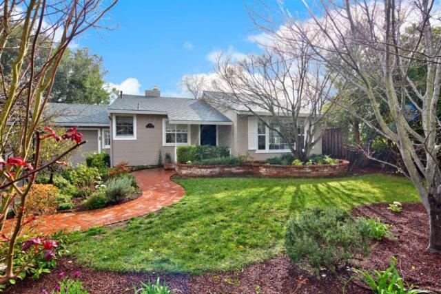 510 San Luis Ave, Los Altos, CA 94024 (#ML81739215) :: Strock Real Estate
