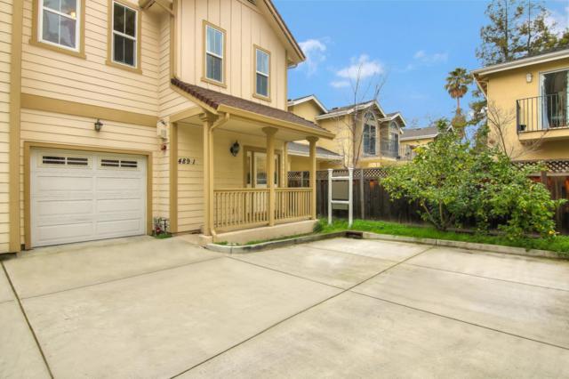 489 Boynton Ave 1, San Jose, CA 95117 (#ML81739269) :: The Gilmartin Group