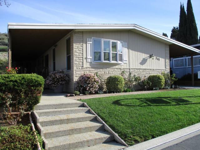 345 Millpond Dr 345, San Jose, CA 95125 (#ML81739282) :: The Goss Real Estate Group, Keller Williams Bay Area Estates