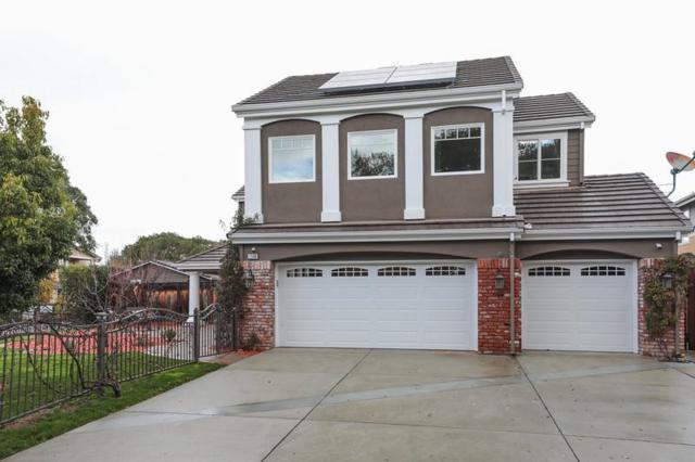 1590 Summerfield Dr, Campbell, CA 95008 (#ML81739349) :: Julie Davis Sells Homes