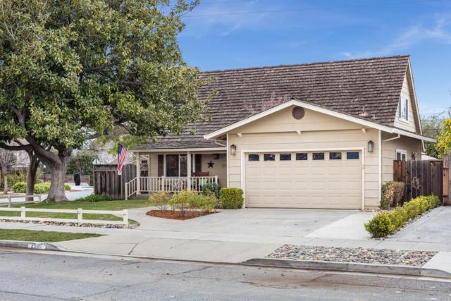 2586 Custer Dr, San Jose, CA 95124 (#ML81739360) :: Julie Davis Sells Homes