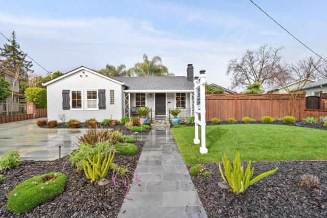 1161 Crescent Dr, San Jose, CA 95125 (#ML81739446) :: Julie Davis Sells Homes