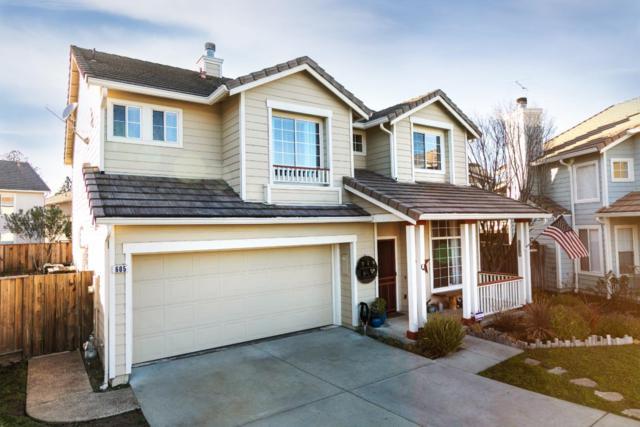 605 Coast Range Dr, Scotts Valley, CA 95066 (#ML81739460) :: Julie Davis Sells Homes