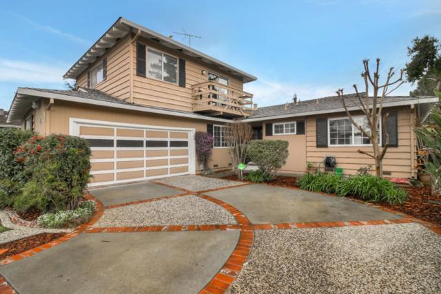 1244 Canary Ln, San Jose, CA 95117 (#ML81739493) :: The Gilmartin Group