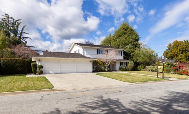 12309 Larchmont Ave, Saratoga, CA 95070 (#ML81739506) :: Julie Davis Sells Homes