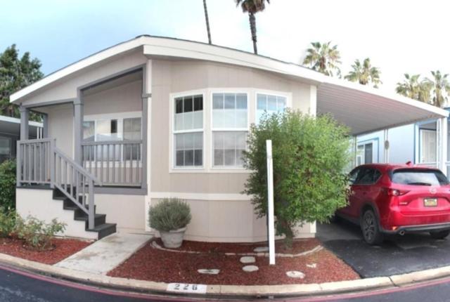 600 E Weddell Dr 226, Sunnyvale, CA 94089 (#ML81739596) :: Julie Davis Sells Homes