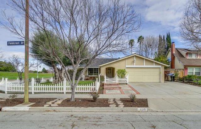 439 Fieldcrest Dr, San Jose, CA 95123 (#ML81739600) :: Strock Real Estate