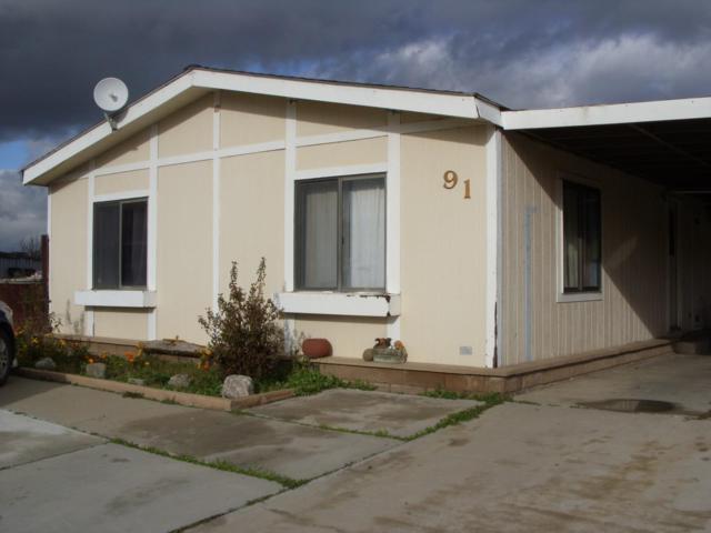 51201 Pine Canyon Rd 91, King City, CA 93930 (#ML81739692) :: The Realty Society