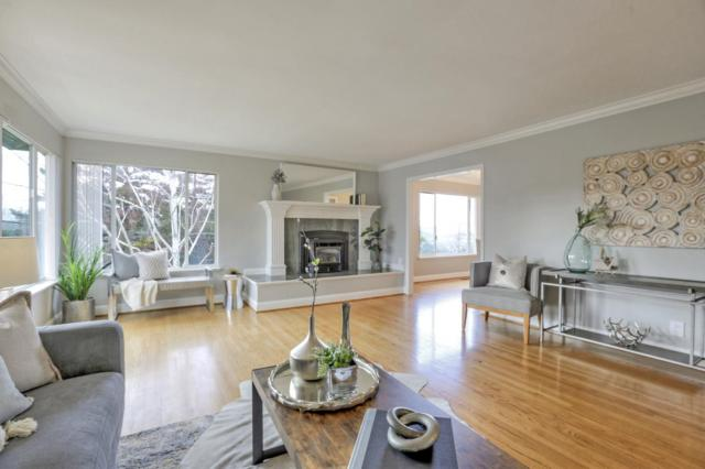 3608 Hillcrest Dr, Belmont, CA 94002 (#ML81739693) :: The Kulda Real Estate Group