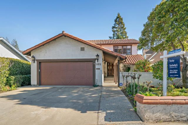 321 Arlington Rd, Redwood City, CA 94062 (#ML81739709) :: The Gilmartin Group