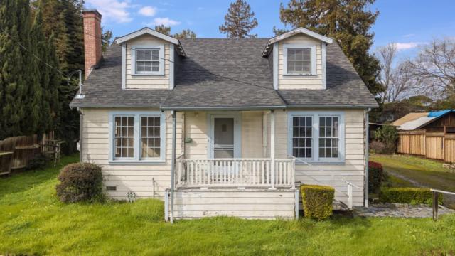 411 Crest Dr, Redwood City, CA 94062 (#ML81739844) :: The Kulda Real Estate Group