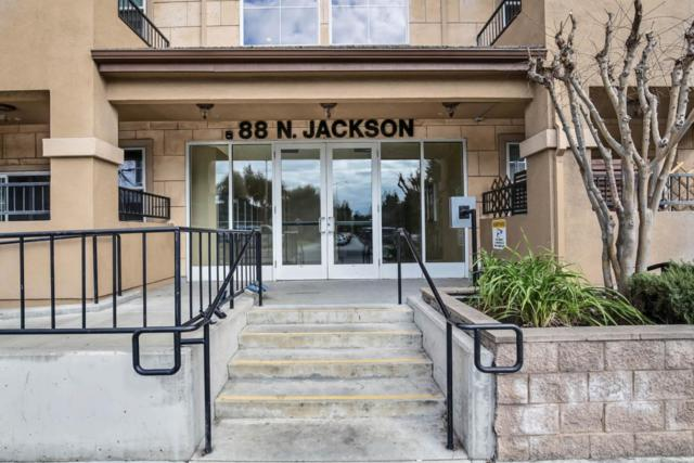 88 N Jackson Ave 118, San Jose, CA 95116 (#ML81739897) :: Julie Davis Sells Homes