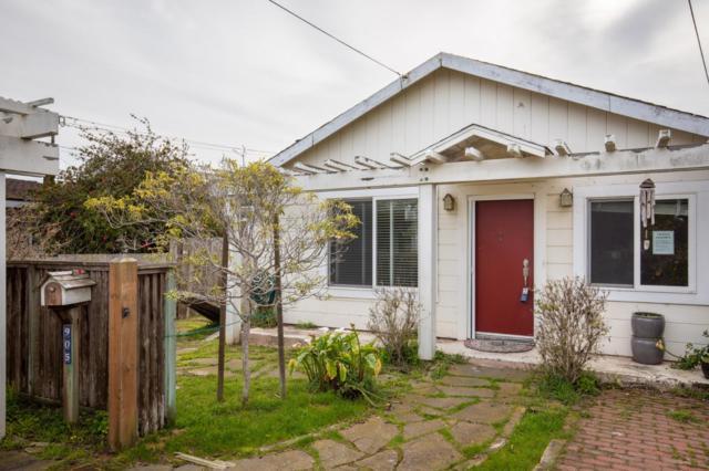 905 Pine St, Monterey, CA 93940 (#ML81740387) :: The Warfel Gardin Group