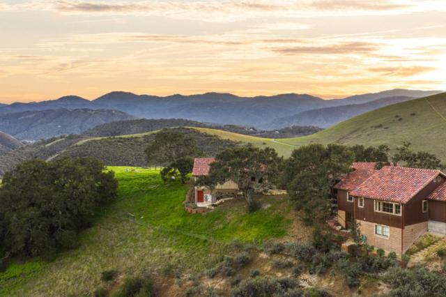 16205 Klondike Canyon Rd, Carmel Valley, CA 93924 (#ML81740867) :: Strock Real Estate