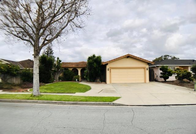 318 Coleridge Dr, Salinas, CA 93901 (#ML81740922) :: The Goss Real Estate Group, Keller Williams Bay Area Estates
