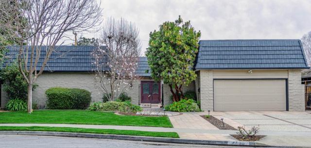 2136 Mulberry Cir, San Jose, CA 95125 (#ML81741013) :: Brett Jennings Real Estate Experts