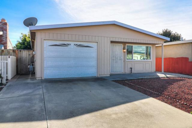 491 Spruce Cir, Watsonville, CA 95076 (#ML81741038) :: The Gilmartin Group