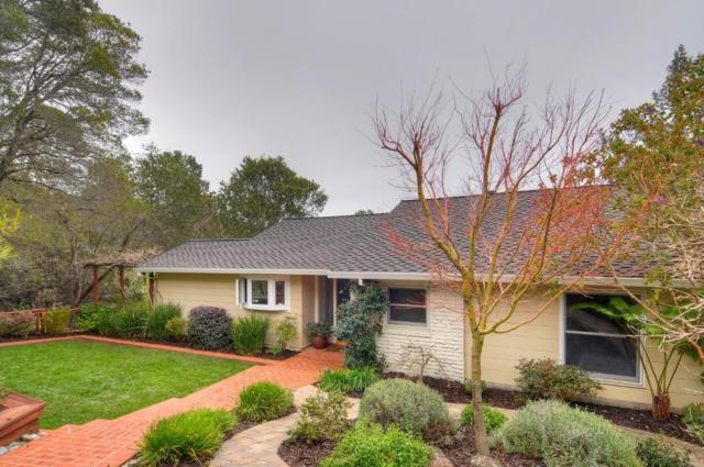 133 Cervantes Rd, Redwood City, CA 94062 (#ML81741166) :: The Gilmartin Group