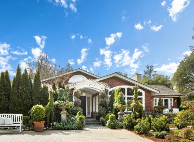 222 Atherton Ave, Atherton, CA 94027 (#ML81741170) :: Julie Davis Sells Homes