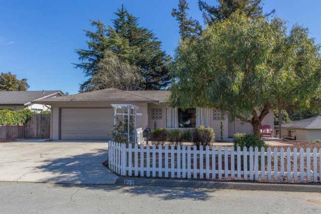232 Sierra Vista Ct, Aptos, CA 95003 (#ML81741386) :: The Kulda Real Estate Group