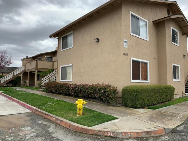 1055 Padre Dr 4, Salinas, CA 93901 (#ML81741440) :: Live Play Silicon Valley