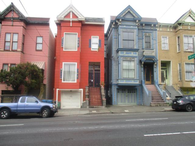 934-936 Oak St, San Francisco, CA 94117 (#ML81741591) :: Strock Real Estate