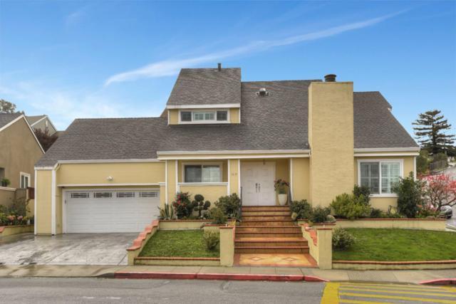 1119 Magnolia Ave, Millbrae, CA 94030 (#ML81741732) :: The Gilmartin Group