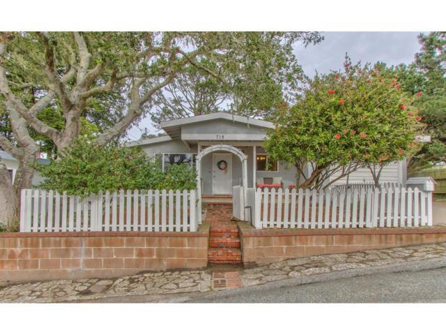 718 Devisadero St, Monterey, CA 93940 (#ML81741845) :: The Warfel Gardin Group