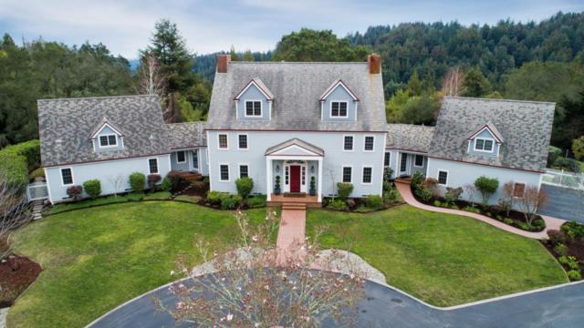 23020 Old Santa Cruz Hwy, Los Gatos, CA 95033 (#ML81741932) :: The Kulda Real Estate Group