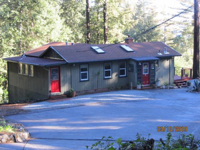 8540 Empire Grade, Santa Cruz, CA 95060 (#ML81742191) :: The Kulda Real Estate Group