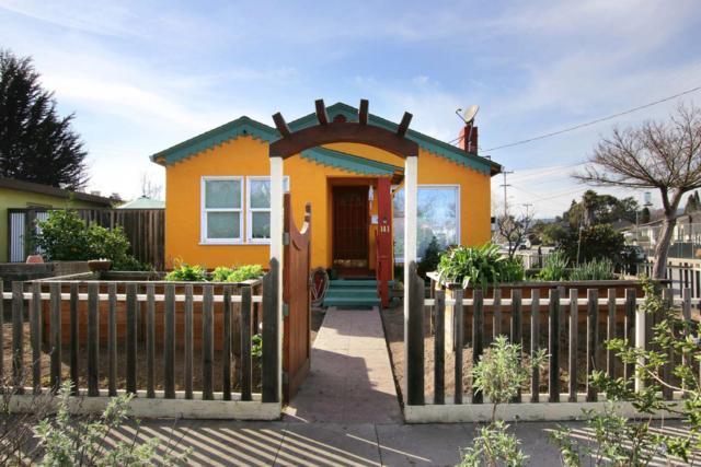 141 Magnolia St, Santa Cruz, CA 95062 (#ML81742292) :: Live Play Silicon Valley