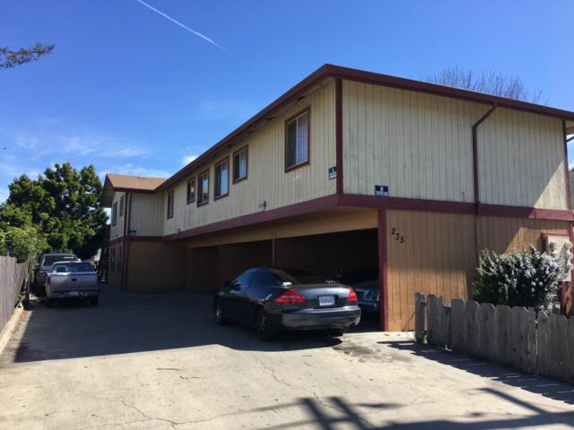 235 Soledad St, Salinas, CA 93901 (#ML81742326) :: The Gilmartin Group