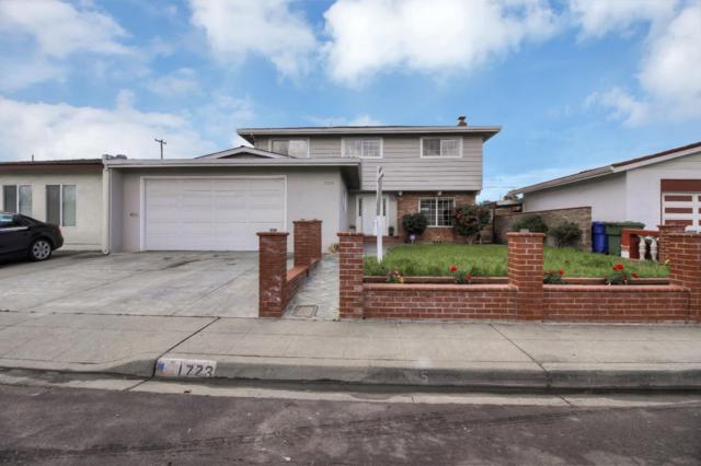 1723 Starlite Dr, Milpitas, CA 95035 (#ML81742398) :: The Gilmartin Group
