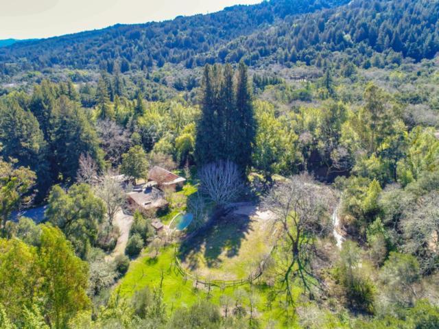 165 Josselyn Ln, Woodside, CA 94062 (#ML81742429) :: Brett Jennings Real Estate Experts