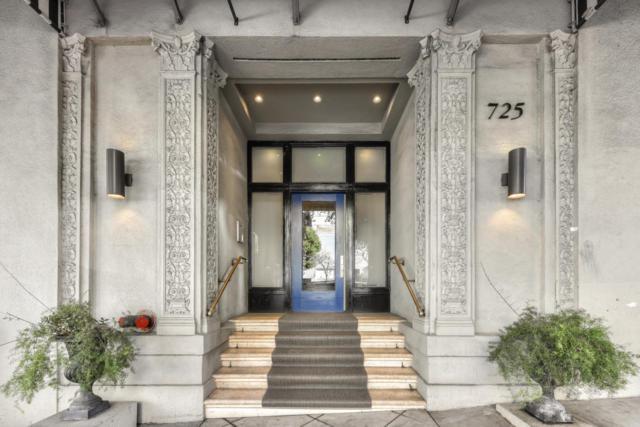 725 Pine St 306, San Francisco, CA 94108 (#ML81742444) :: Strock Real Estate
