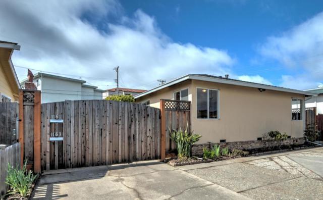 1161-1163 San Anselmo Ave, Millbrae, CA 94030 (#ML81742603) :: The Gilmartin Group