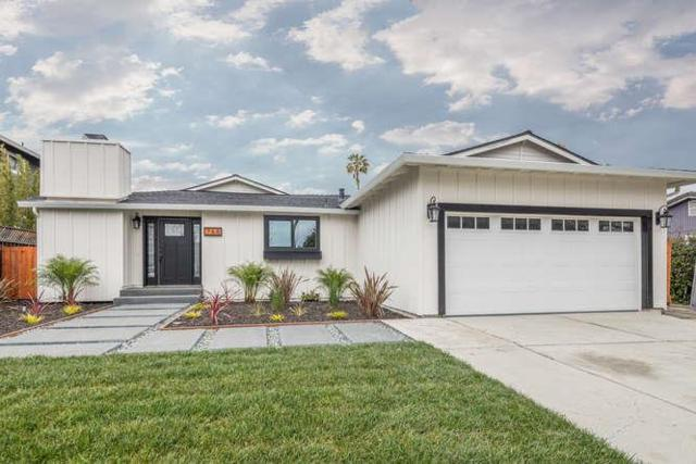 766 Vaquero Dr, Mountain View, CA 94043 (#ML81742647) :: The Kulda Real Estate Group