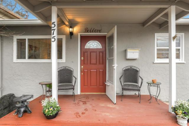 575 Harrison St, San Jose, CA 95125 (#ML81742673) :: The Kulda Real Estate Group