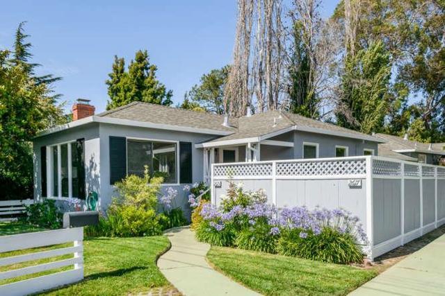 2615-2617 Garfield St, San Mateo, CA 94403 (#ML81742778) :: Live Play Silicon Valley