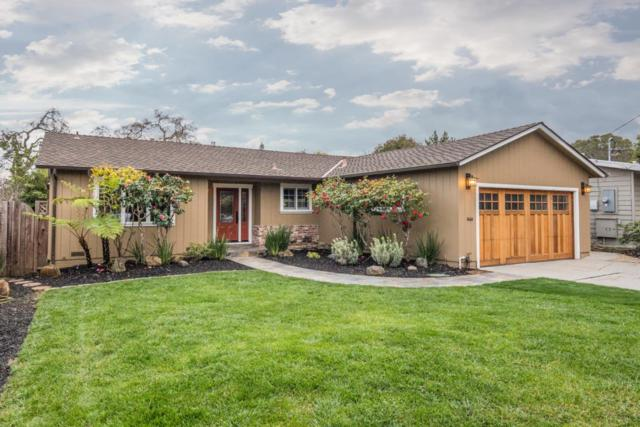 2417 Graceland Ave, San Carlos, CA 94070 (#ML81742793) :: The Kulda Real Estate Group