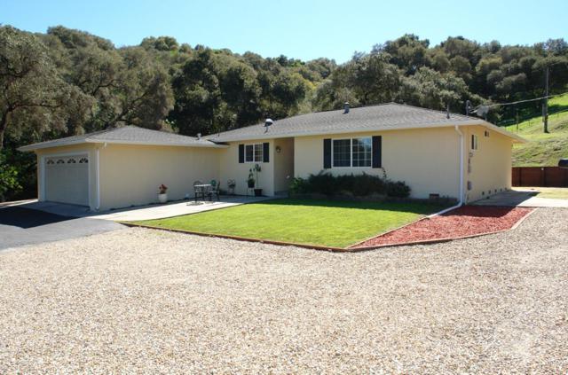 1233 Chittenden Rd, San Juan Bautista, CA 95045 (#ML81742804) :: The Warfel Gardin Group
