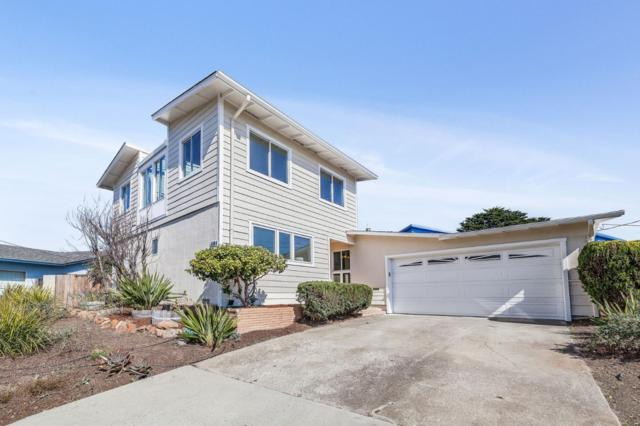 1404 Crespi Dr, Pacifica, CA 94044 (#ML81742880) :: The Kulda Real Estate Group